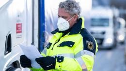 Grenzkontrollen zu Tschechien und Tirol bis 17. März verlängert