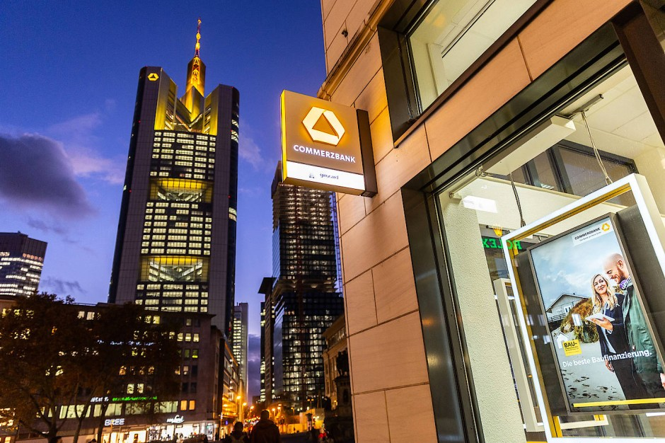 Commerzbank A