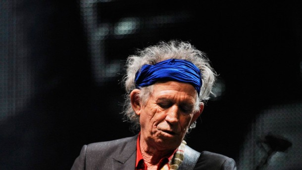 keith richards zum siebzigsten der eiserne gammler. Black Bedroom Furniture Sets. Home Design Ideas