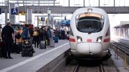 Bahn-Vorstände sollen für 2021 auf Boni verzichten