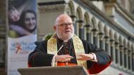 Kardinal Reinhard Marx ist Erzbischof von München und Vorsitzender der Deutschen Bischofskonferenz.