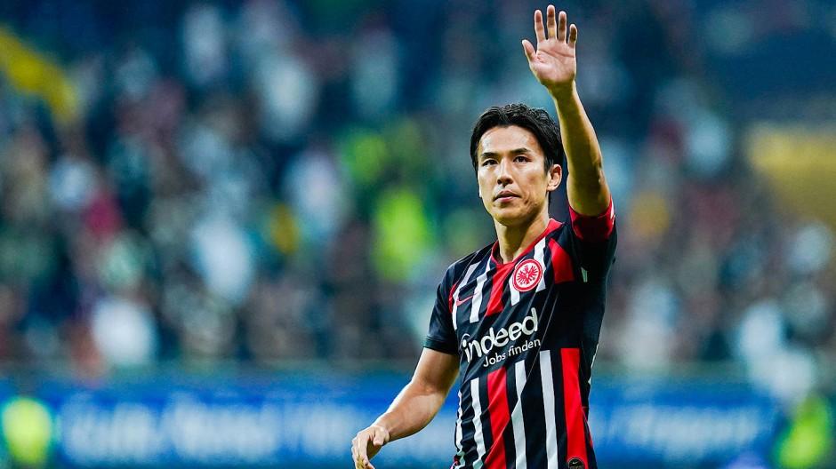 Fordert von seinem Team mehr Einsatz: Eintracht-Kapitän Makoto Hasebe