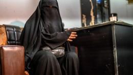 IS-Frauen wollen zurück nach Europa
