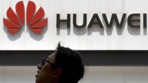 Kein Android mehr für Huawei?