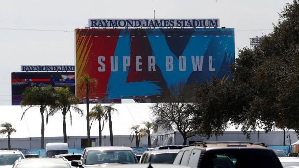 Pandemie-Gewinner stürmen den Super Bowl