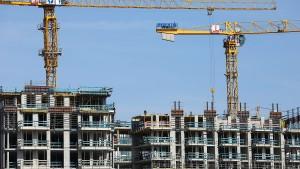 Deutlich weniger neue Wohnungen genehmigt