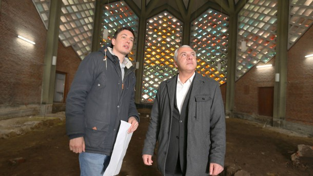 Hamburger Kirche wird zu Moschee umgebaut