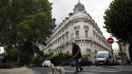 Pariser Staatsanwaltschaft ermittelt im Fall Epstein