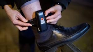 """""""Die Fußfessel ist ein wichtiger Baustein zu mehr Sicherheit"""""""