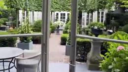Die geheimen Gärten Amsterdams