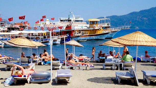 Die Türken zeigen den Griechen, wie's geht