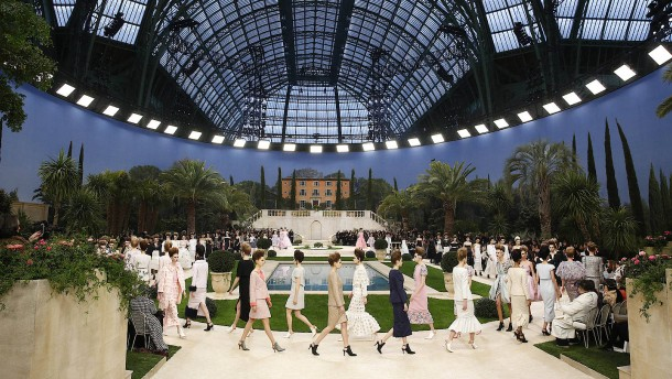 Chanel-Show ohne Lagerfeld