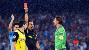 Ein schwarzer Abend für Dortmund