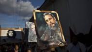 Fidel Castro misstraut Amerika weiter