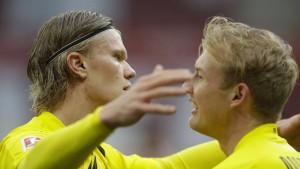 Borussia Dortmund nutzt den Matchball