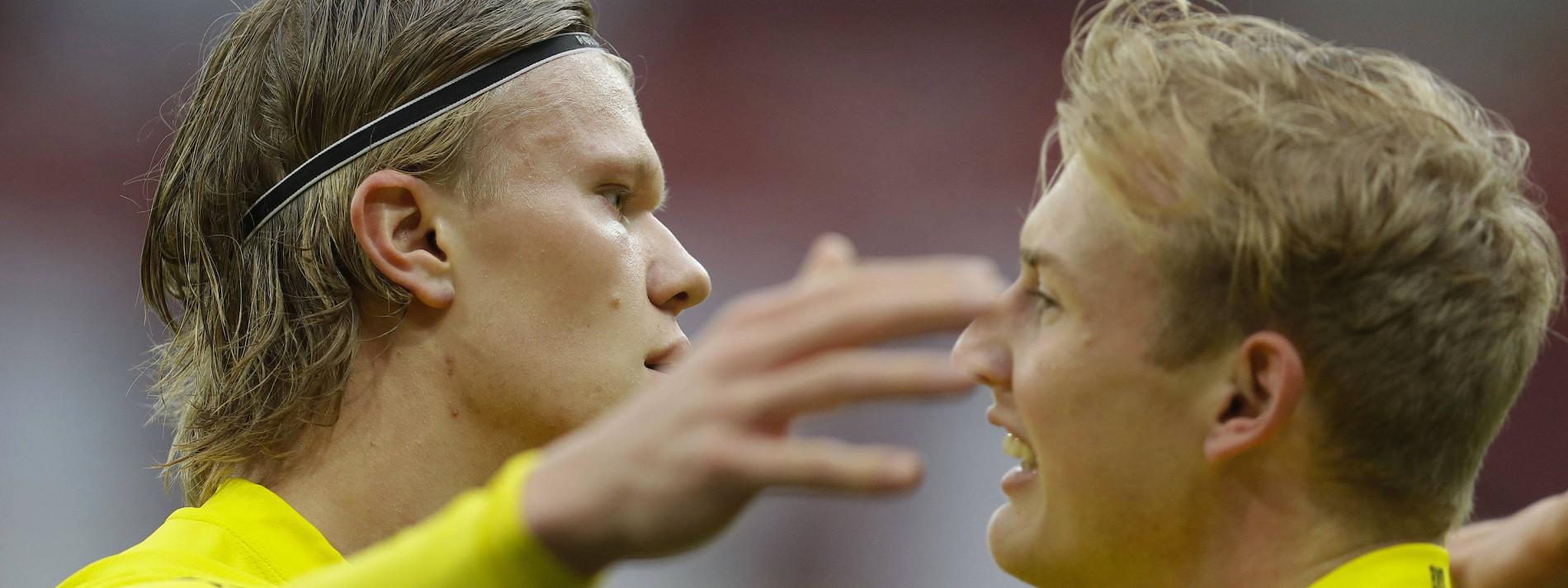 Julian Brandt News Der Faz Zum Fussballspieler