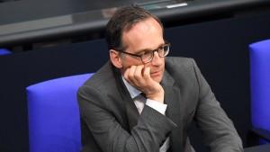 Justizminister gegen Falschnachrichten