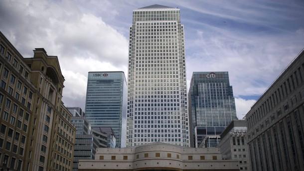 Frankreich stellt sich gegen London als Euro-Finanzplatz