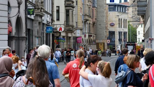 Kontaktverbot in Thüringen soll Mitte Juni fallen