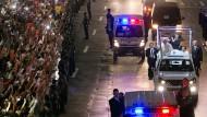 Hunderttausende bejubeln Papst Franziskus