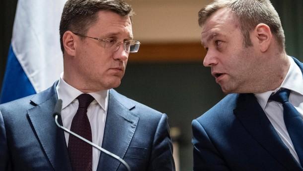 Ukraine und Russland einigen sich auf Gastransit-Vertrag