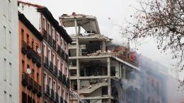 Mindestens drei Tote nach Explosion in Madrid