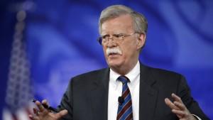 Amerika will keinen Regimewechsel (derzeit)