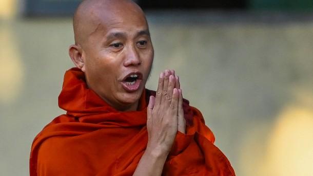 Entlässt Myanmar auch Radikale aus der Haft?