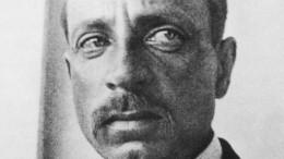"""Thomas Huber liest """"Ausgesetzt in den Bergen des Herzens"""" von Rainer Maria Rilke"""