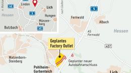 Ein Einkaufsdorf für Hessen