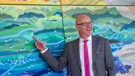 Uwe Brandl, Bürgermeister von Abensberg und Präsident des Deutschen Städte- und Gemeindebundes