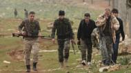 Amerika verstärkt Einsatz in Syrien