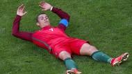 Keine Strafe für Ronaldo