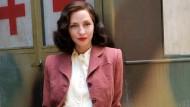 Eine Rolle mit Entlastungsfunktion? Greta, gespielt von Katharina Schüttler,  büßt im TV-Film für die Affäre mit Sturmbannführer Dorn mit dem Leben