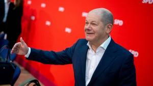 Scholz unterstützt Nahles' Sozialreformen