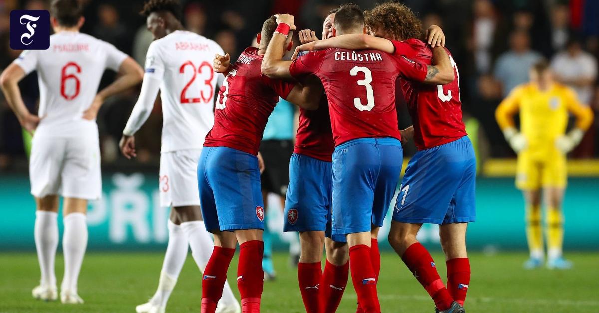 Tschechien England