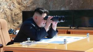 Fliegen Pjöngjangs Raketen mit russischen Motoren?