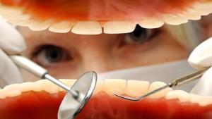 Wenn der Zahnarzt an die Tür klopft