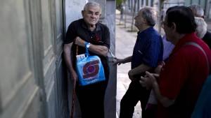 Griechische Banken öffnen am Montag wieder
