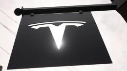 Die Wall Street verliert das Vertrauen in Tesla