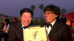 Goldene Palme geht erstmals nach Südkorea