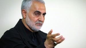 Iran droht mit Rache