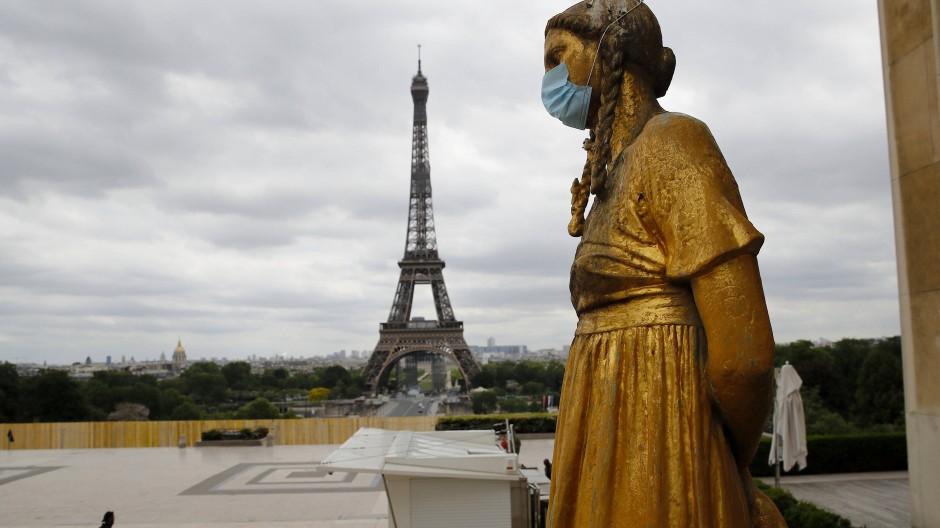 Die französische Hauptstadt im Ausnahmezustand