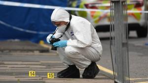 Ein Toter bei Vorfall in Birmingham