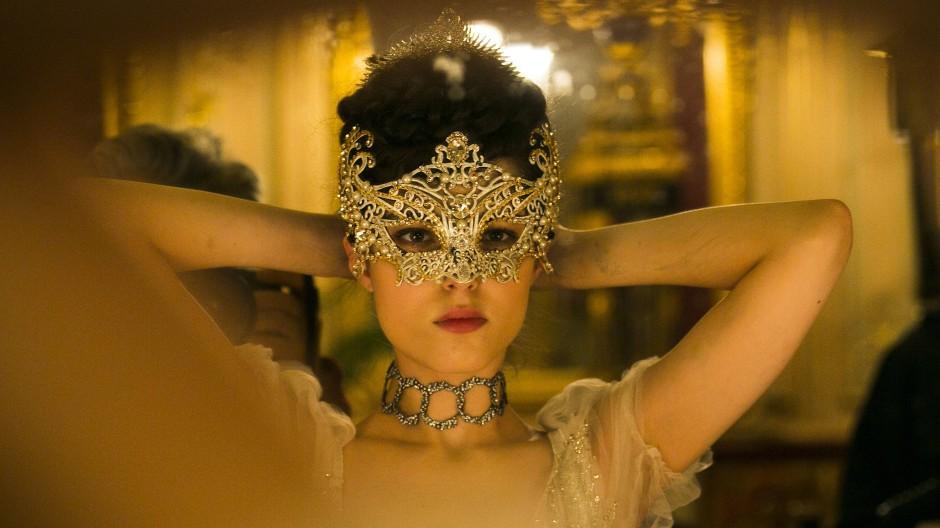 Verrucht: Michalina Olszanska in der Rolle der Matilda Kshesinskaya