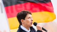Was man in der AfD Frauke Petry vorwirft