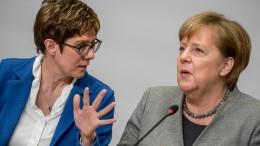CDU debattiert über Grundrente