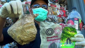 210 Tonnen Müll werden zurück geschickt
