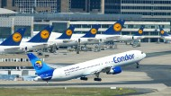 Kommt Condor zurück zur Lufthansa?