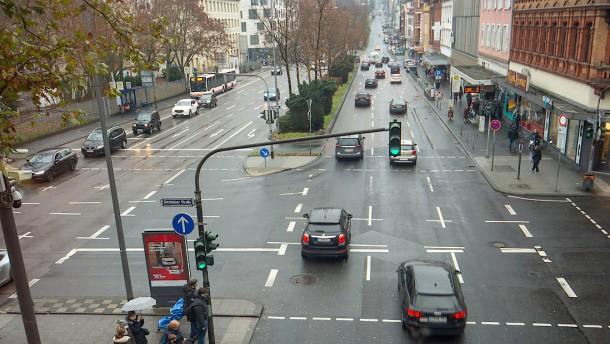 "Boulevard statt ""Stadtautobahn"""